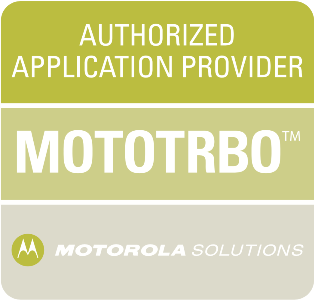 MOTOTRBO Authorized Application Provider